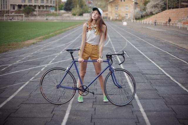 ロードバイクのタイヤは機能だけでなくおしゃれも考えたい