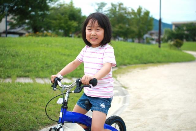 へんしんバイクのサドル高さは「高くて低い」どういう意味?