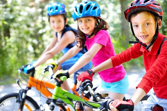 ストライダーにおいてヘルメットは本体とセットと考えるべき