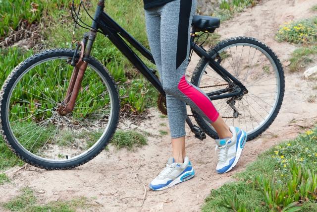 自転車のサドルでは男性用と女性用にどんな違いがあるのか?