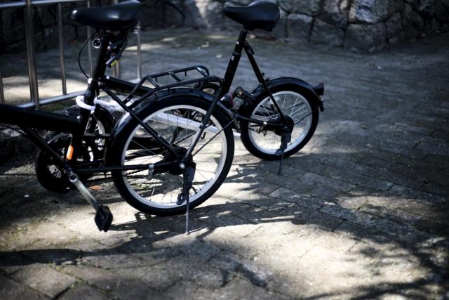 折り畳み自転車のサドル交換でもっと快適に乗ろう!