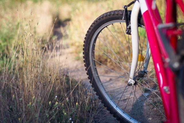 磨耗が激しい自転車パーツ!前輪ブレーキゴムを交換しよう!