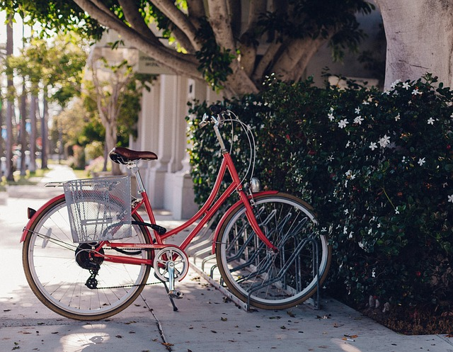 自転車のサドル位置合ってる?ママチャリもスピードが出せる