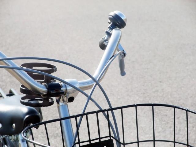 自転車のブレーキング時にハンドルがブレる?その原因とは?