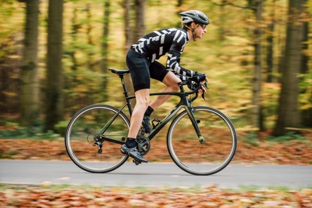 ジャイアントのロードバイクTCR2は幅広く使える自転車